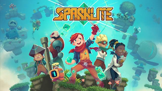Sparklite (Switch) será lançado em 14 de novembro, confira um novo trailer