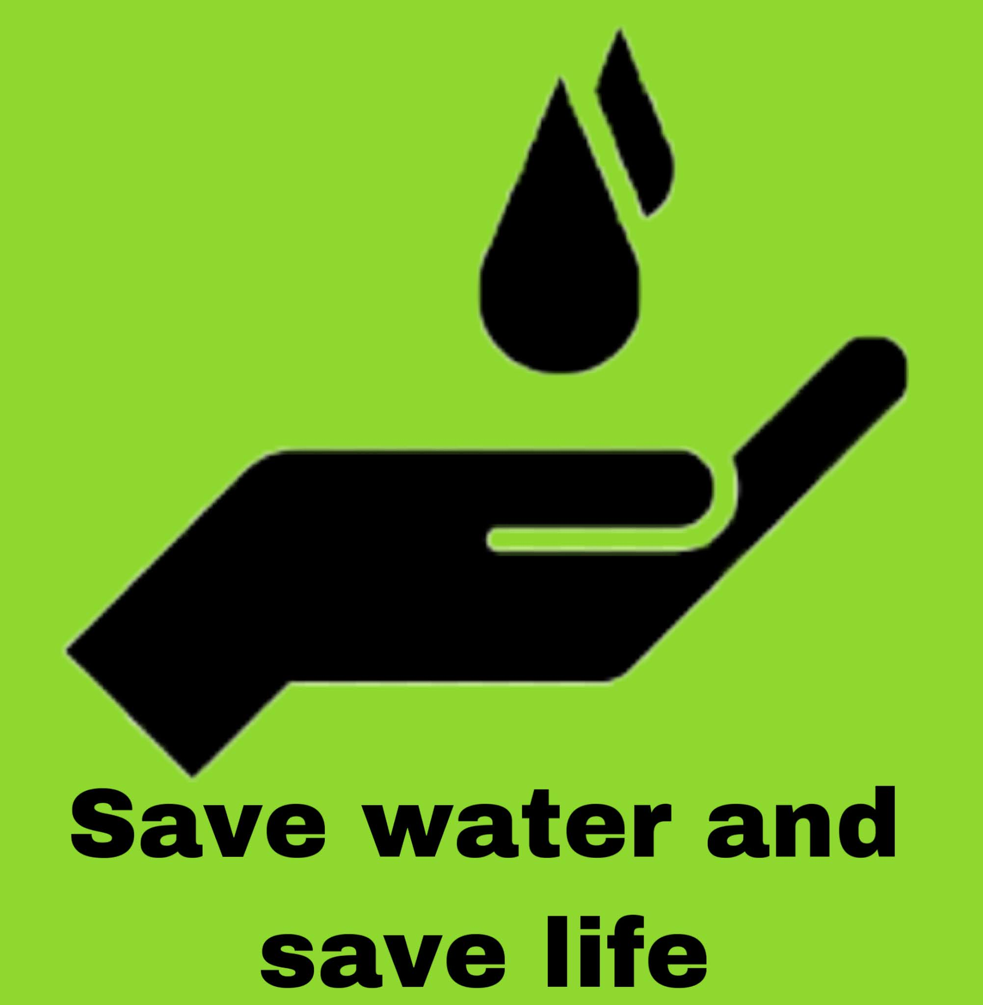 Essay save water class 10