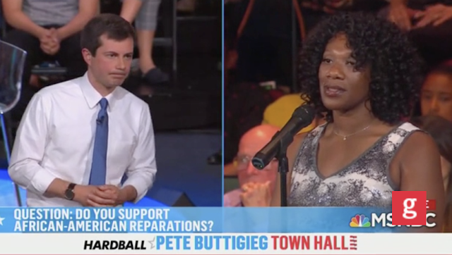 Chris Matthews Encourages Buttigieg on Slavery Reparations: 'We Did It with Japanese Americans' :: Grabien - The Multimedia Marketplace