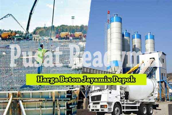 Harga Beton Jayamix Beji Per Meter Kubik Terbaru 2020