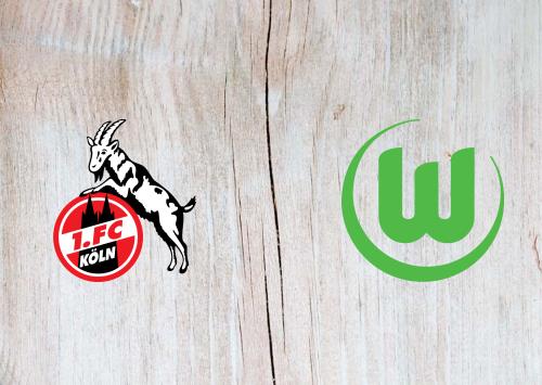 Köln vs Wolfsburg -Highlights 05 December 2020