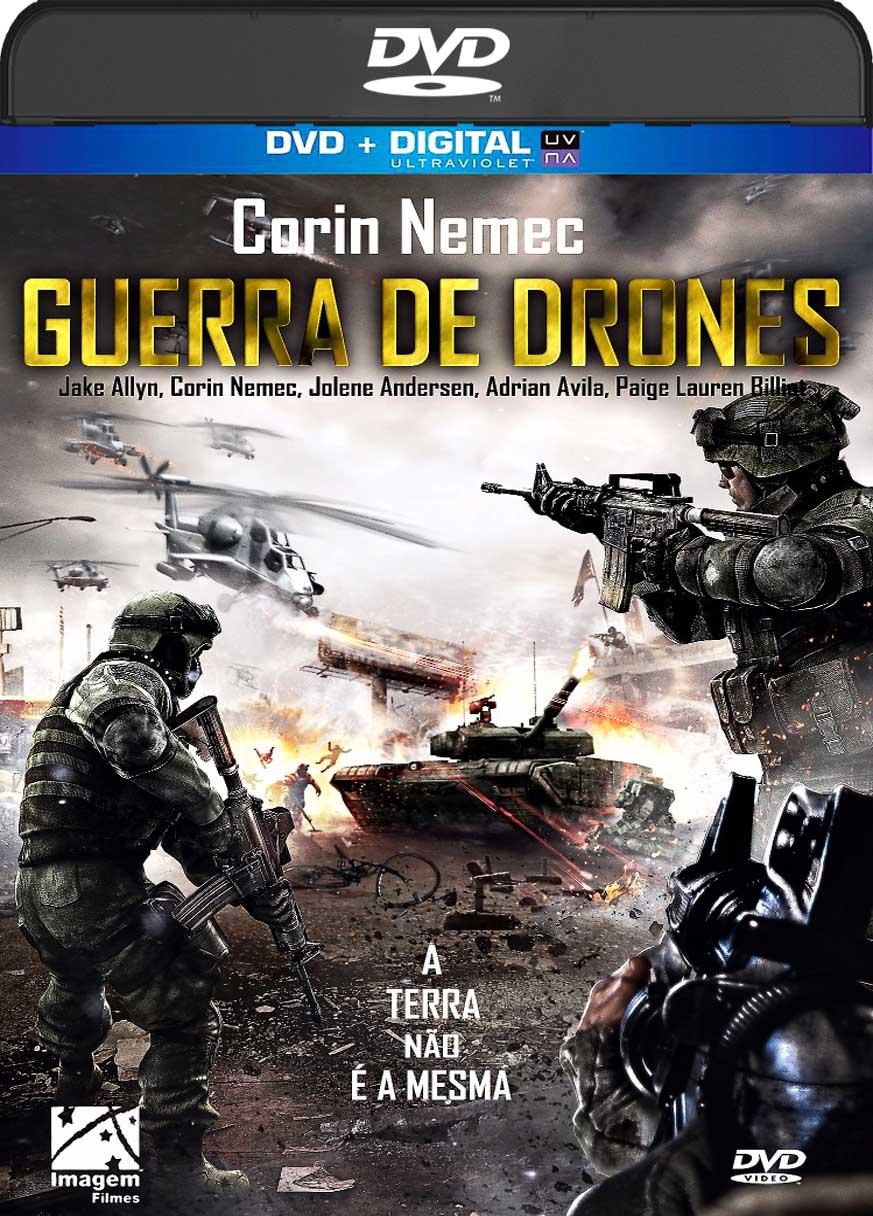 Guerras de Drones (2016) DVD-R Autorado