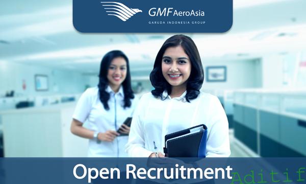 Lowongan Kerja Terbaru PT.GMF AeroAsia Tahun 2017