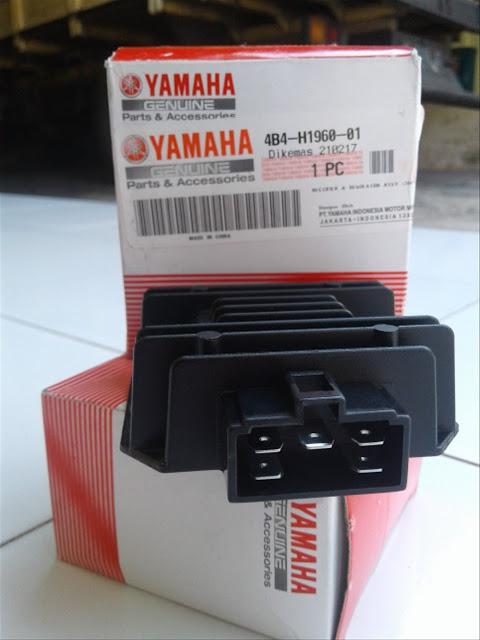 Persamaan Kiprok Yamaha Byson, Bisa Pakai Punya Yamaha Nmax