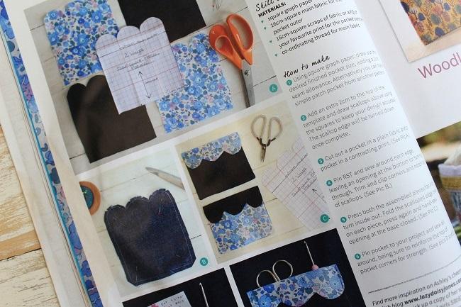 lazy daisy jones love sewing magazine