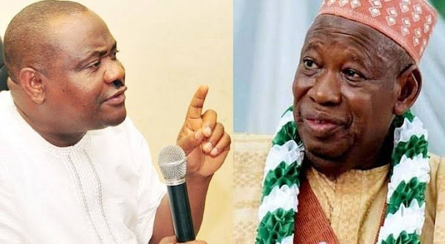 A Man Who Stuffs Dollars From Contractors In His Babariga Wants To Isolate Me - Nyesom Wike Blasts Ganduje (Video)