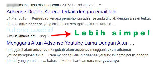 Kelebihan Custom Domain - Tutorial.web.id
