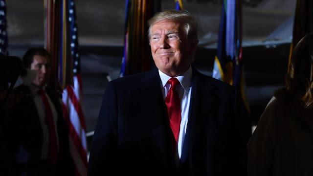 Trump anuncia oficialmente creación de la Fuerza Espacial de EEUU