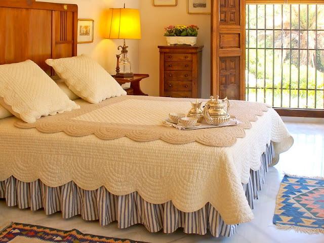 Dulces sueños en un 'carmen' de Granada