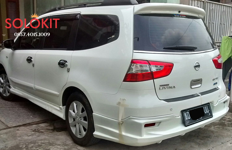 Pajak Grand New Avanza 2018 Interior All Camry 2016 Bodykit Allnew Livina Impul | Solo Abs Plastic