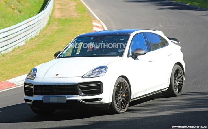 Porsche Cayenne Coupe 2022 lộ diện trên đường thử