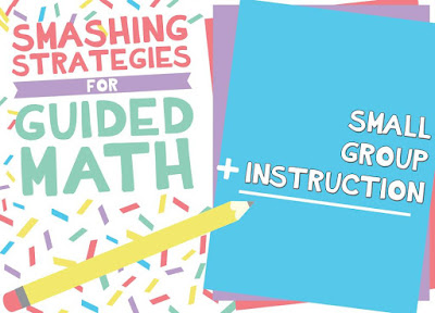 Small group math instruction is possible for students in the special education classroom! Here are some tips to help you make it work in your classroom.