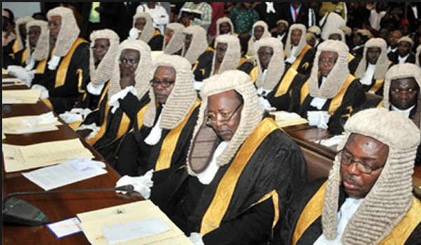 Image result for Nigeria  Bar Association asks arrested judges to step aside pending trial