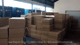 Jasa Import Door To Door Import LCL China Ke Indonesia