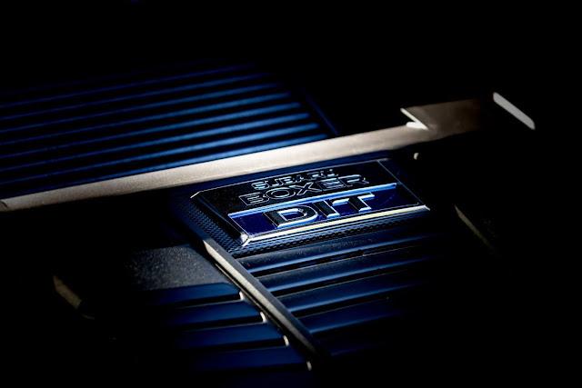 【鍵盤車訊】熱血好爸爸的指標選項 --- Subaru Levorg - 新世代 DIT 缸內直噴渦輪引擎
