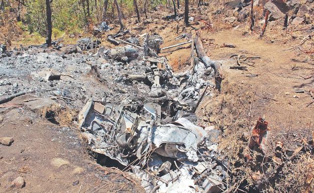 Hoy se cumplen 6 años de que escoltas del Mencho líder del CJNG tumbaran un helicóptero de las Fuerzas Federales cuando iban a capturar a su patrón