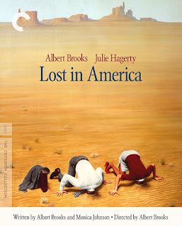 Lost In America - Cover