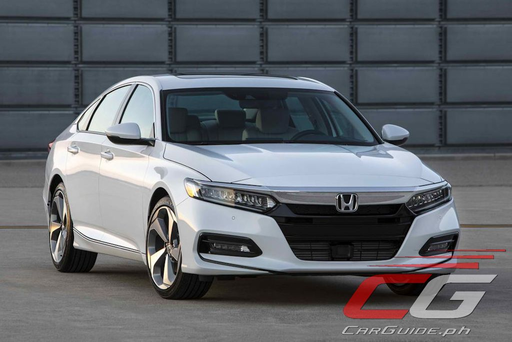 All New 2018 Honda Accord Is More Dynamic Sporty W 13 Photos