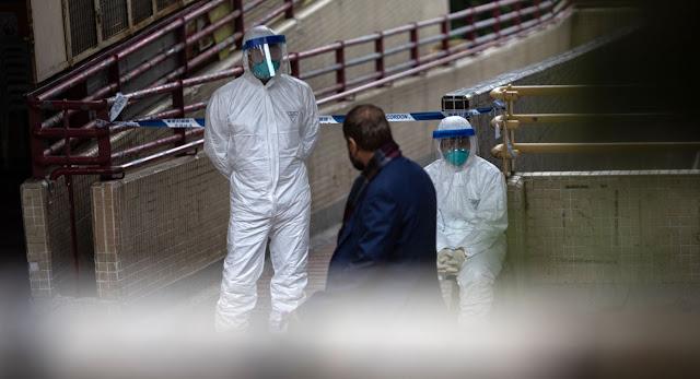 Κοροναϊός: Ξεπέρασε το όριο των 1.100 ο απολογισμός των νεκρών – Νέο ύποπτο κρούσμα στην Ελλάδα