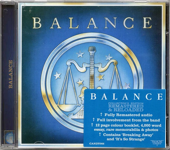 BALANCE - Balance [Rock Candy Remastered & Reloaded] full