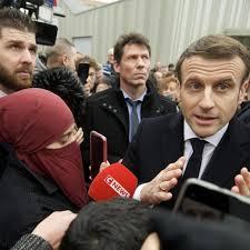 Macron and Islam