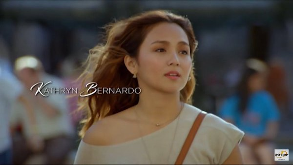 Kathryn Bernardo in Barcelona: A Love Untold movie