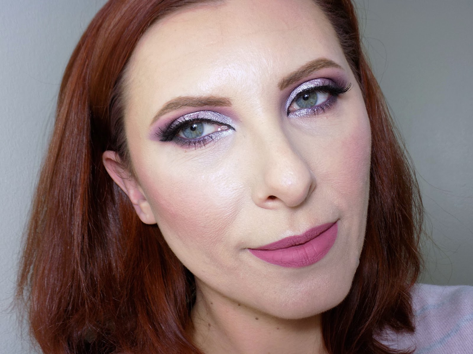 Makeup look: Makeup Geek 'Pillow Talk'