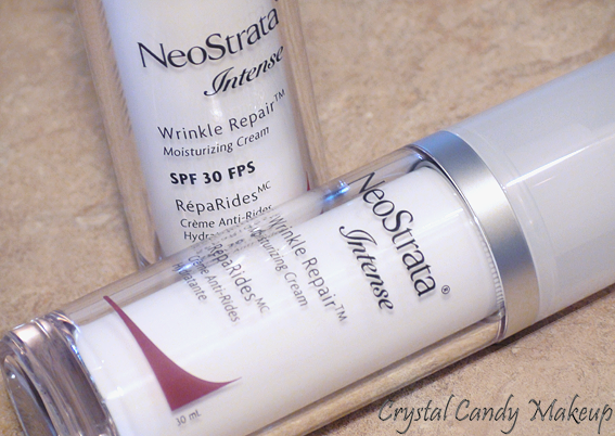 Crème Anti-Rides Hydratante RépaRides de NeoStrata - Wrinkle Repair Cream - Review
