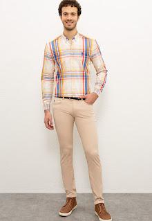 U.S. Polo Assn. - Мъжки втален Панталон по тялото