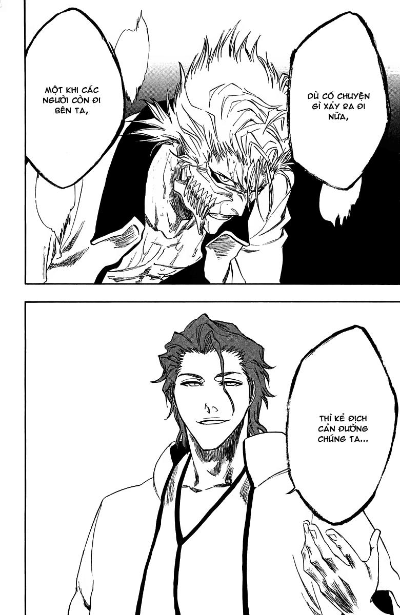 Bleach chapter 245 trang 12
