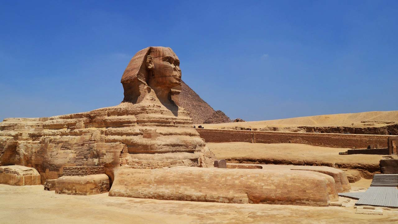 Sejarah Perkembangan Islam Di Mesir