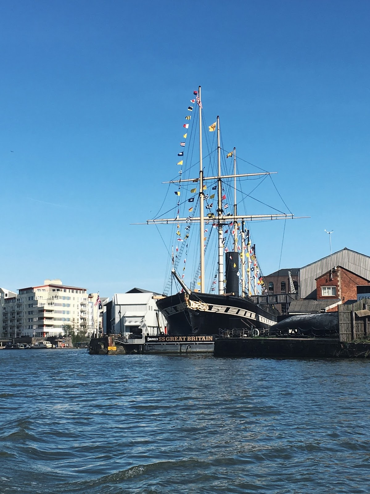 bristol ss great britain