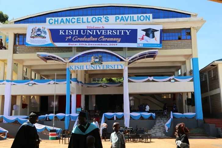KUCCPS APPROVED PROGRAMMES ON OFFER AT KISII UNIVERSITY