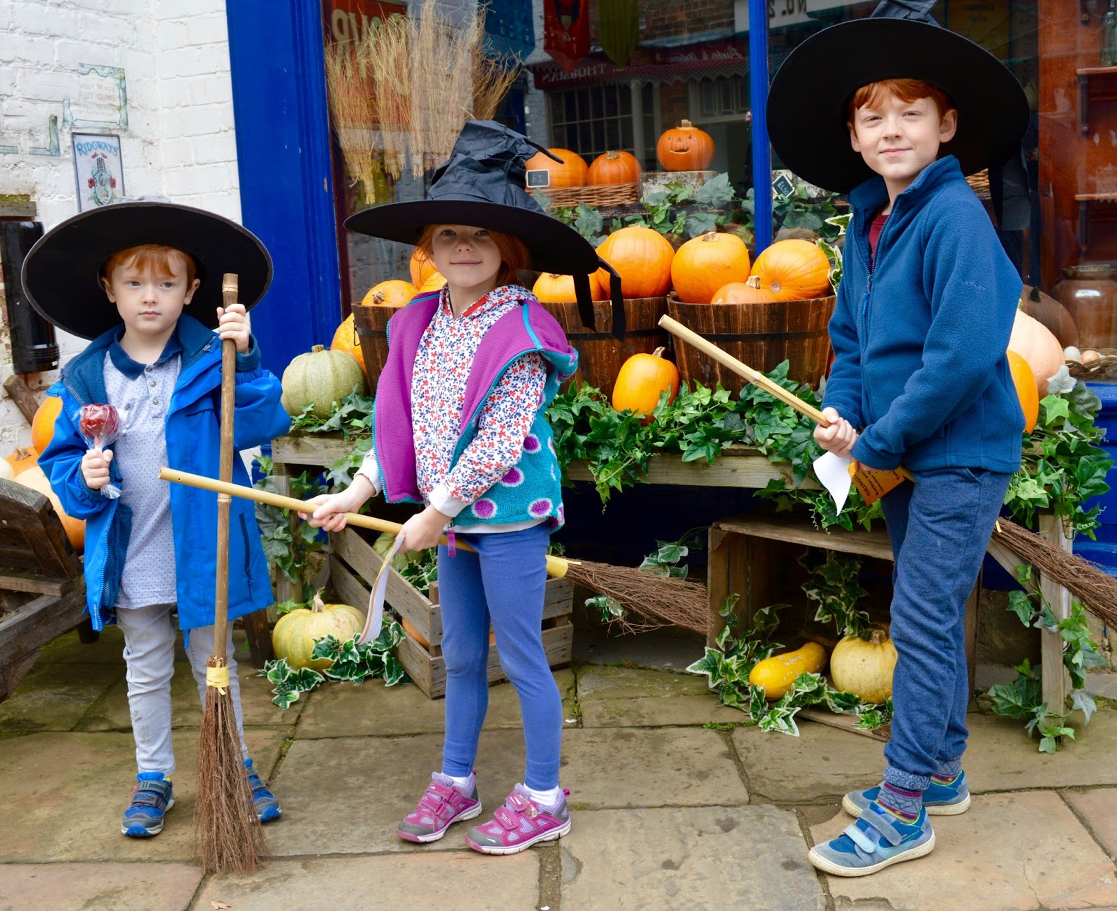 Half Term Hocus Pocus at Preston Park | The North East's very own Diagon Alley