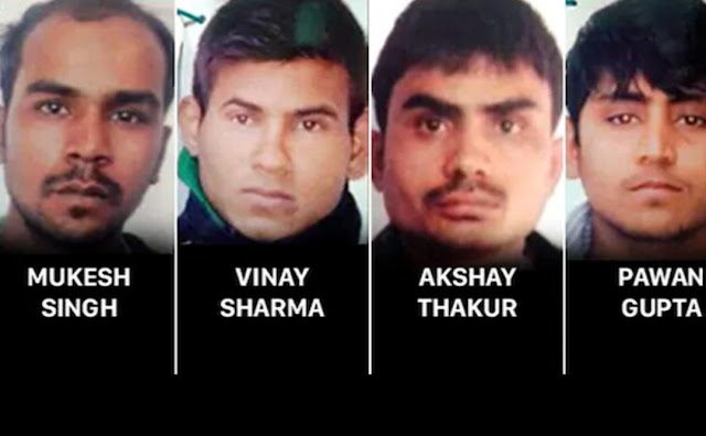 Nirbhaya Gang rape case: The four convicts are to be hanged tomorrow morning at 6 am, now Pawan reached the President with a mercy petition