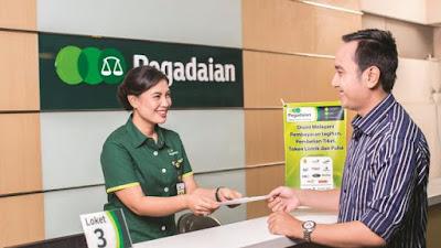Lowongan Kerja BUMN PT Pegadaian (Persero), Jobs: Marketing Executive,Financial Service