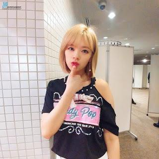 Jeongyeon Twice Live Tour Showcase in Japan 2018