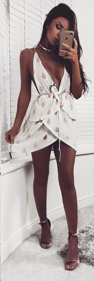 beautiful summer dress