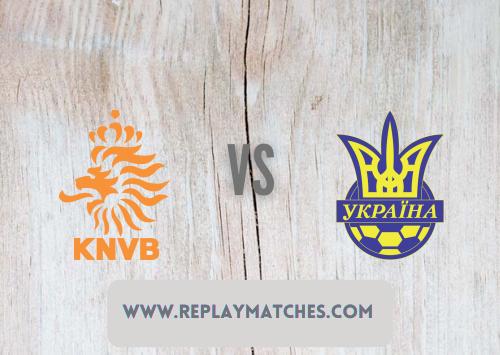 Netherlands vs Ukraine Full Match & Highlights 13 June 2021