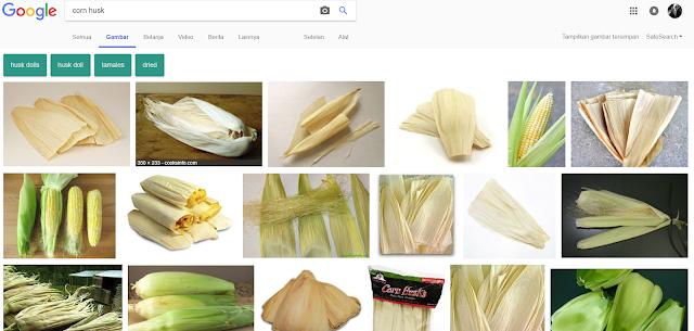Arti Corn Husk