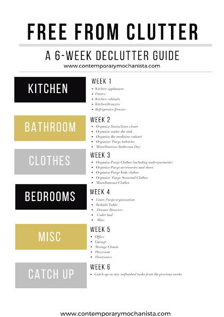 Declutter Guide