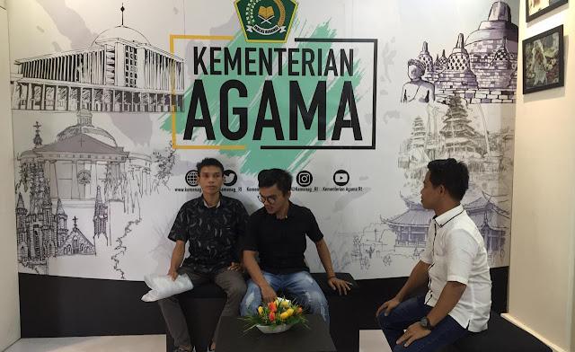 Datangi Kemenag dan KPK, APIP Jambi Minta Korupsi Asrama Haji Di Usut