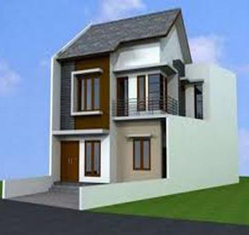 15+ desain rumah lebar 6 meter 2 lantai, untuk anda!