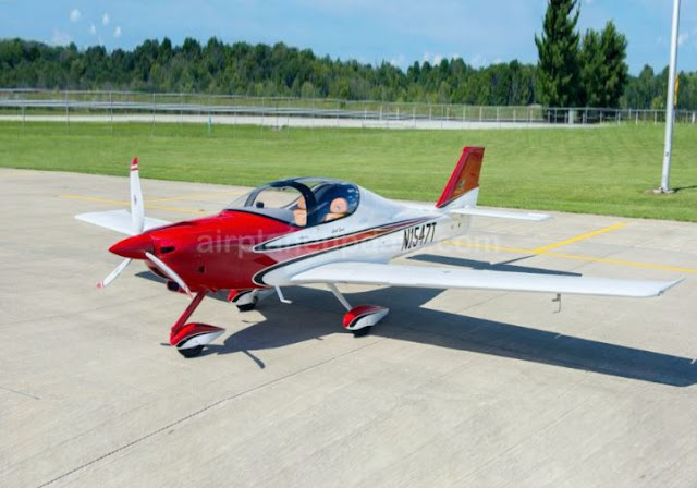 Tecnam Astore light sport aircraft