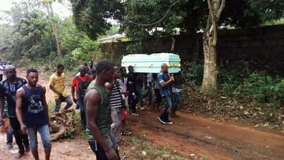 indonesia based nigerian murdered owerri