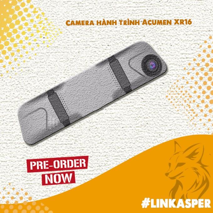 Camera hành trình Acumen XR16