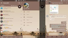 NAF-Chat Series v1.0.0 Brown Theme Base 3.2.5.12 APK