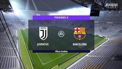 Scoreboard FIFA 21