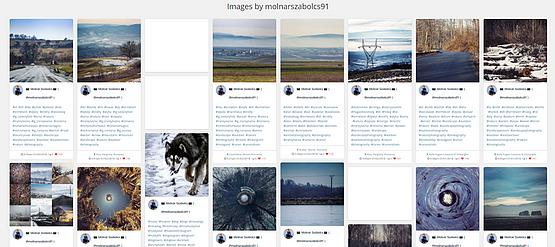 Instagramos eletem elso 1.000 kovetoje