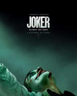 Joker First Look Poster 2